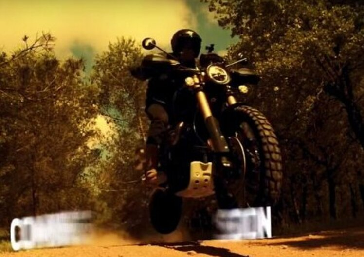 Triumph Scrambler 1200 m.y. 2019 in arrivo (Video Teaser)