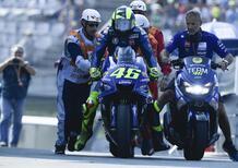MotoGP 2018. GP Austria, Rossi: Per salire sul podio ci vuole un regalo