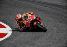 MotoGP 2018. GP Austria, FP3: Marquez il più forte