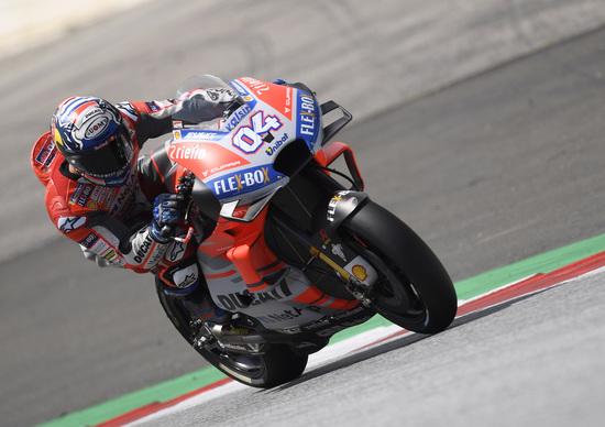 MotoGP 2018. GP Austria, Dovizioso: Marquez come gli squali