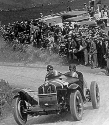 Anniversari, 1953: l'11 agosto moriva il figlio del vento, l'asso del volante, Tazio Nuvolari (4)