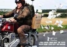 Depardieu in sella alla Münch Mammut nel suo ultimo film