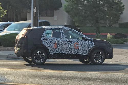 USA, Ecco il nuovo Crossover GMC che sfiderà Jeep Renegade