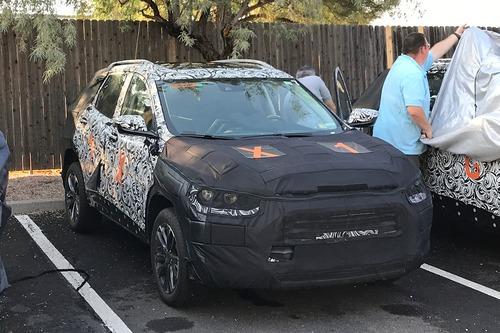 USA, Ecco il nuovo Crossover GMC che sfiderà Jeep Renegade (8)