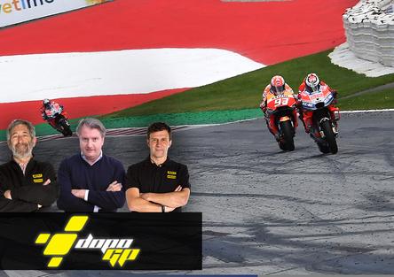 DopoGP con Nico e Zam: il GP d'Austria 2018