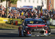 WRC 2018/Citroen. Germania 1. Un Rally da prendere con le molle. Breen 8°, Ostberg 11°