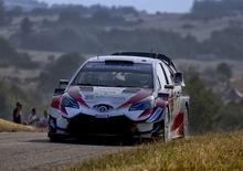 WRC18 Germania. Demolizioni controllate Tanak-Toyota