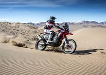 Qatar Cross-Country Rally. Burrascoso Atacama Rally. Vince Kevin Benavides (Honda)