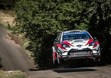 WRC18 Germania. Tanak-Toyota, sferzata micidiale al Mondiale