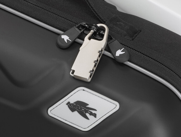 Kappa a Motodays con le borse RA314 (2)