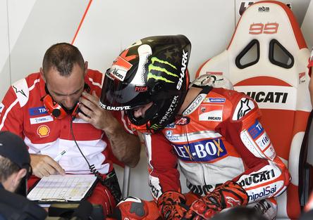 Test MotoGP Misano: Lorenzo il più veloce, poi Dovizioso