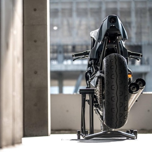 Ducati Monster 1200S The Indigo Flyer da Rough Crafts (5)