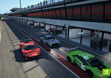 Nvidia RTX e Assetto Corsa Competizione