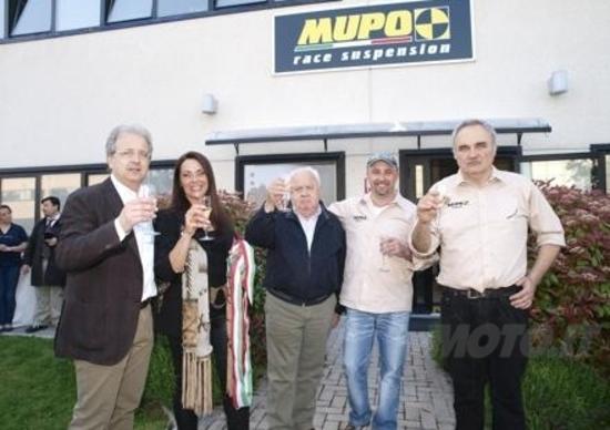 MUPO entra nel gruppo Roberto Nuti S.p.a. e inaugura una sede a Castel Guelfo