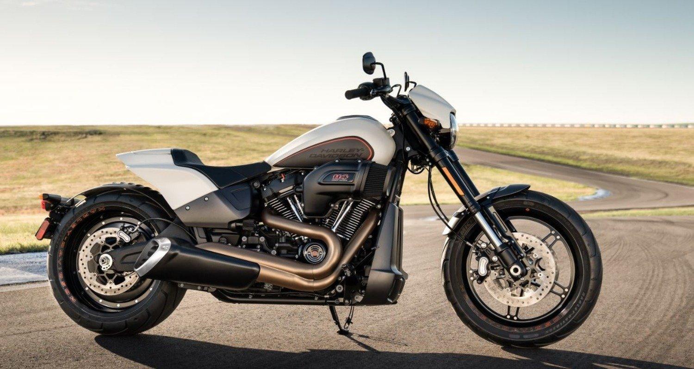 """Harley-Davidson FXDR 114"""" 2019. Foto e Video"""