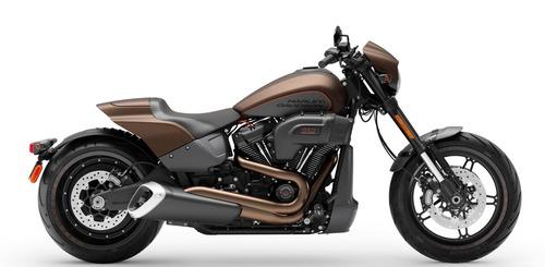 """Harley-Davidson FXDR 114"""" 2019. Foto e Video (4)"""