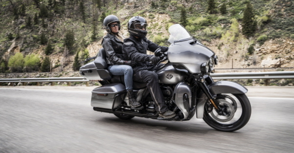 Tre nuove Harley-Davidson CVO: Limited, Street Glide e ...