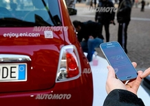 Car sharing, Enjoy: arriva la tariffa unica