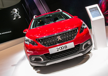Peugeot al Salone di Ginevra 2016