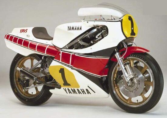 La Yamaha YZR 500 OW48 del 1980