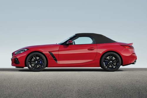BMW Z4 Roadster, il ritorno della spider dell'Elica (4)