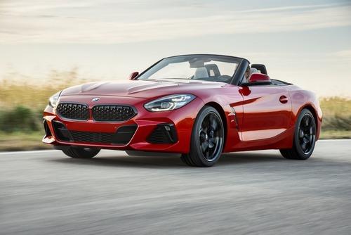 BMW Z4 Roadster, il ritorno della spider dell'Elica