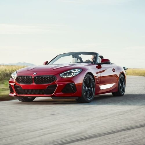 bmw z4 roadster il ritorno della spider dell 39 elica news. Black Bedroom Furniture Sets. Home Design Ideas