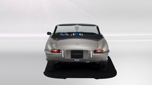 Jaguar, la rinascita elettrica della E-Type. Diventa un modello di serie (4)