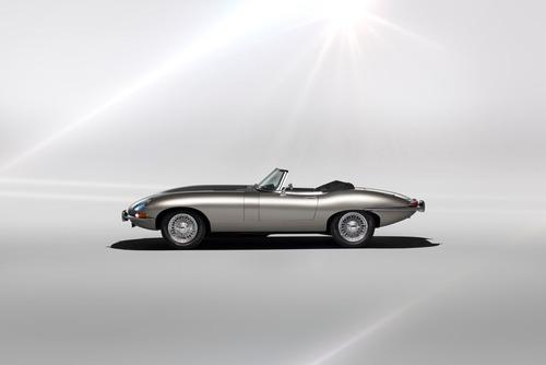 Jaguar, la rinascita elettrica della E-Type. Diventa un modello di serie (6)