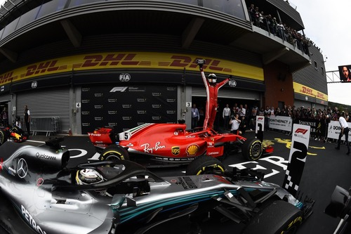 F1, GP Belgio 2018: le pagelle di Spa (7)