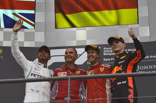 F1, GP Belgio 2018: le pagelle di Spa