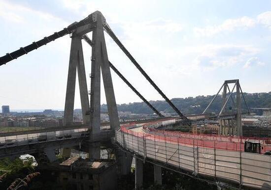 Ponte Morandi, Autostrade pubblica il testo della convenzione con il governo