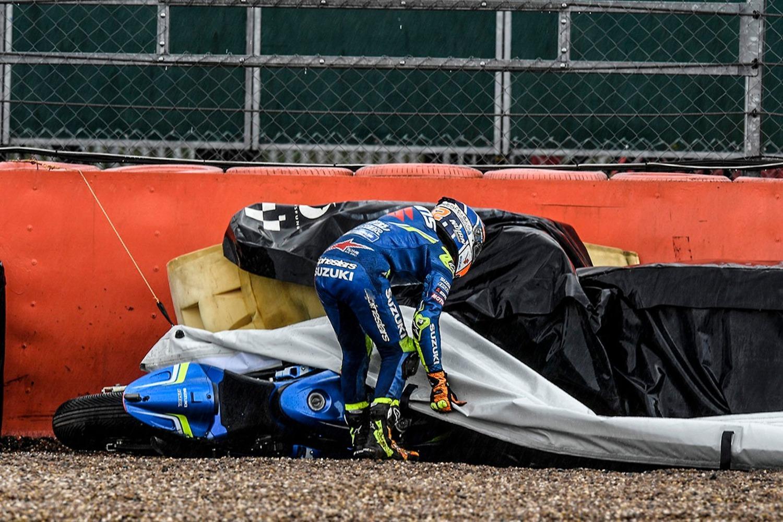 Gallery MotoGP 2018. Le foto più belle di Silverstone