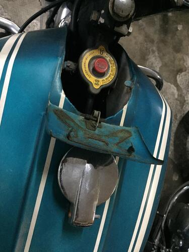 Restaurando, puntata 23, Suzuki GT 750 1972 (6)