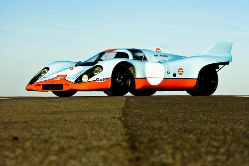 Gulf Racing, una livrea senza tempo (3)