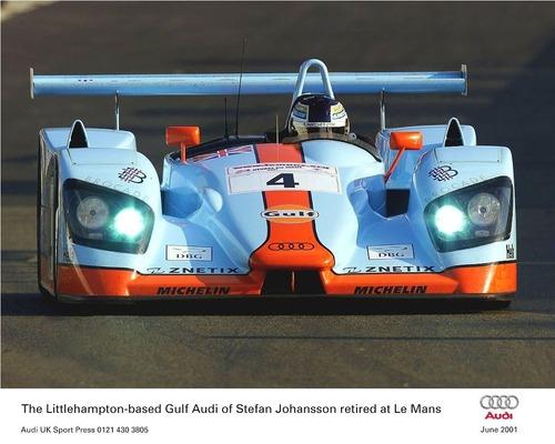 Gulf Racing, una livrea senza tempo (7)