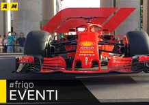 F1 Milan Festival 2018, via al GP d'Italia con un grande show in rosso! [Video]