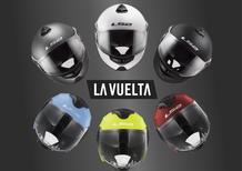 LS2 Helmets fornitore ufficiale de La Vuelta 2018
