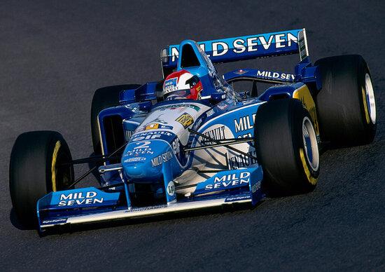 F1, GP Monza 1995: Herbert e quel dito medio al pubblico. E a Briatore