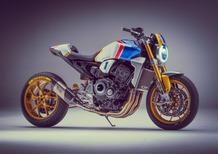 Mick Doohan a Glemseck con una Honda CB1000R [gallery aggiornata]