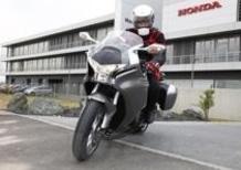 Honda VFR1200F DCT. Il confronto con le rivali