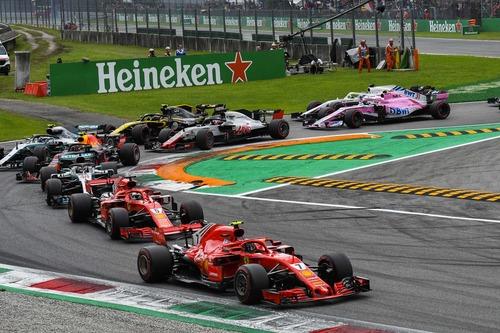 F1, GP Italia 2018: vince Hamilton. Secondo Raikkonen (4)