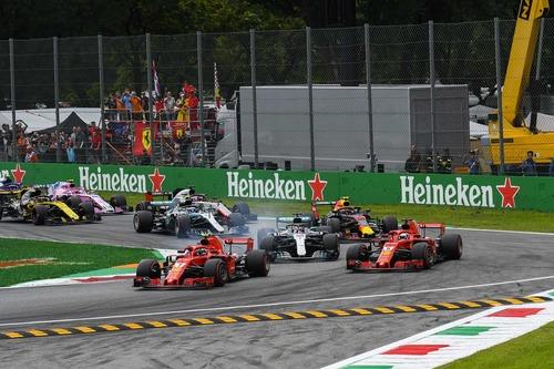 F1, GP Italia 2018: vince Hamilton. Secondo Raikkonen (7)