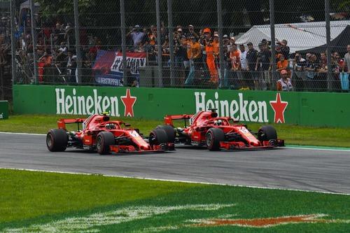 F1, GP Italia 2018, Hamilton: «Vincere qui è un privilegio» (6)