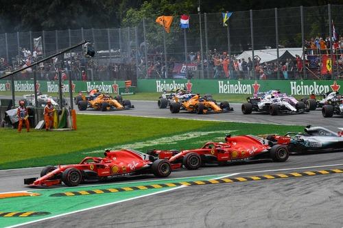 F1, GP Italia 2018: ecco perché la Ferrari ha perso la corsa (4)