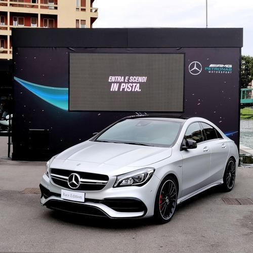 Mercedes: pacchetto Race Edition per CLA 45, C Coupé 43 e GLE Coupé 43 AMG (6)