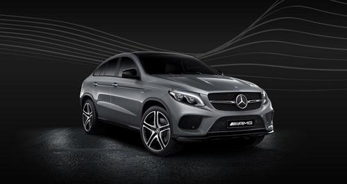 Mercedes: pacchetto Race Edition per CLA 45, C Coupé 43 e GLE Coupé 43 AMG (3)
