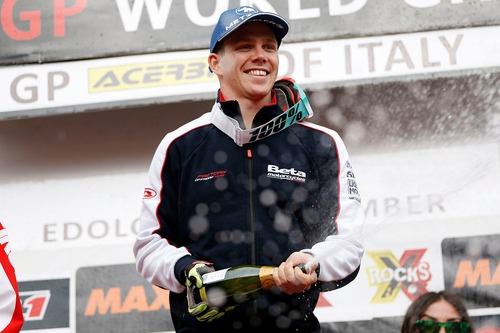 Mondiale EnduroGP-18. Holcombe (Beta) domina il GP d'Italia (9)