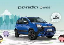 Fiat Panda Waze e gamma in offerta a 7400 euro