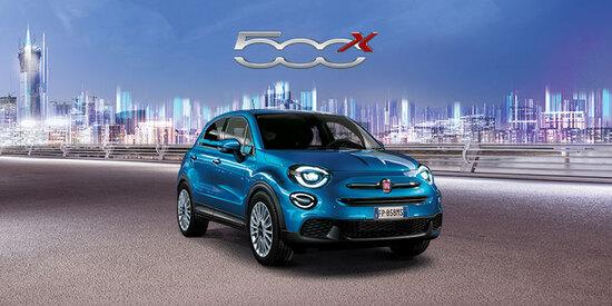 500x Il Suv Fiat In Promozione A 15500 Automoto It